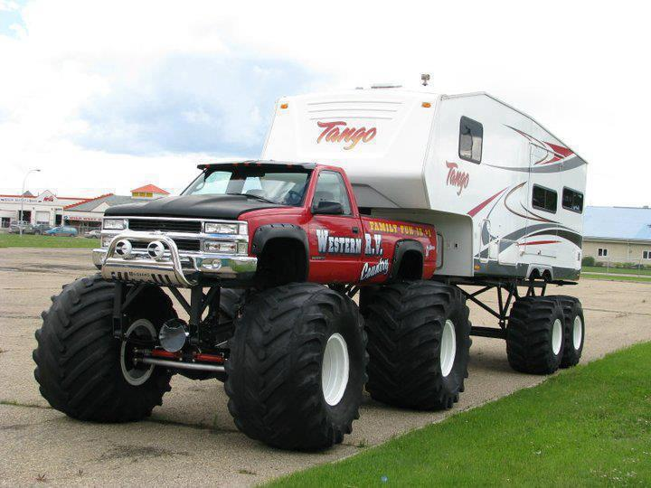 13 - monster rv