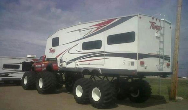 16 - monster rv