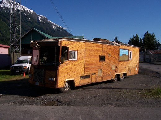 log cabin rv 11