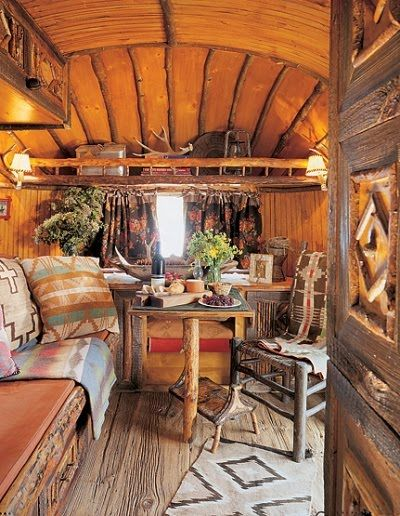 log cabin rv 12