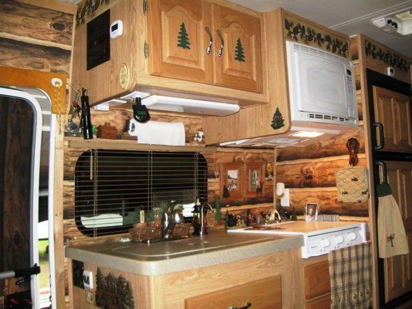 log cabin rv 13