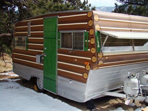 log cabin rv 15