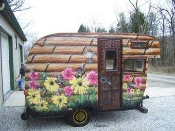 log cabin rv 16