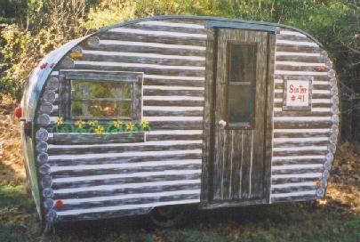 log cabin rv 20