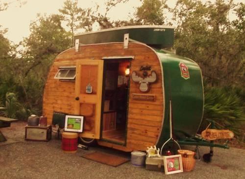 log cabin rv 21