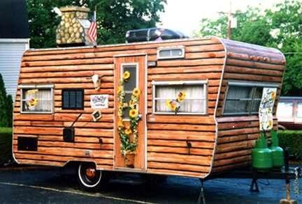 log cabin rv 22