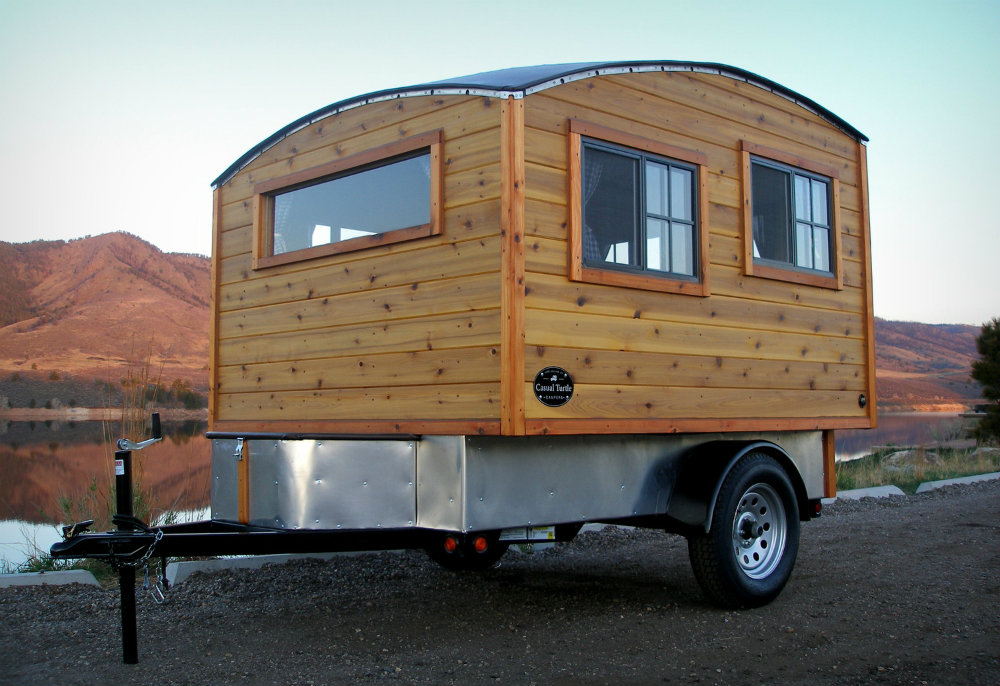 23 Rvs That Look Like Log Cabins Rvsharecom