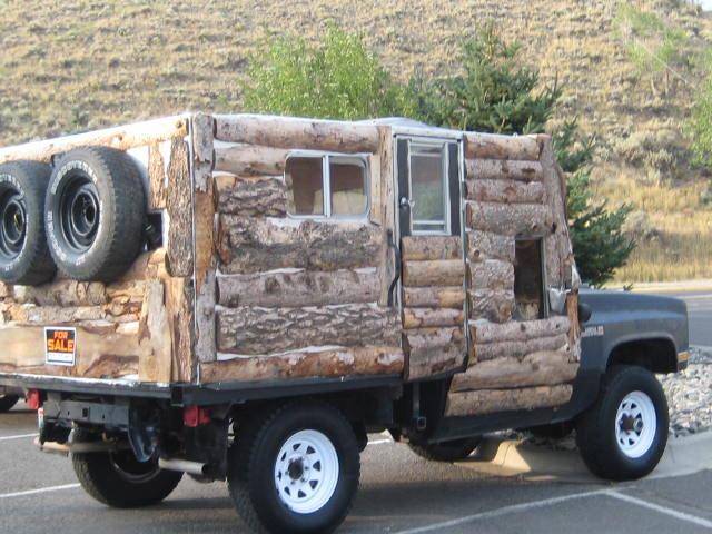 log cabin rv 5