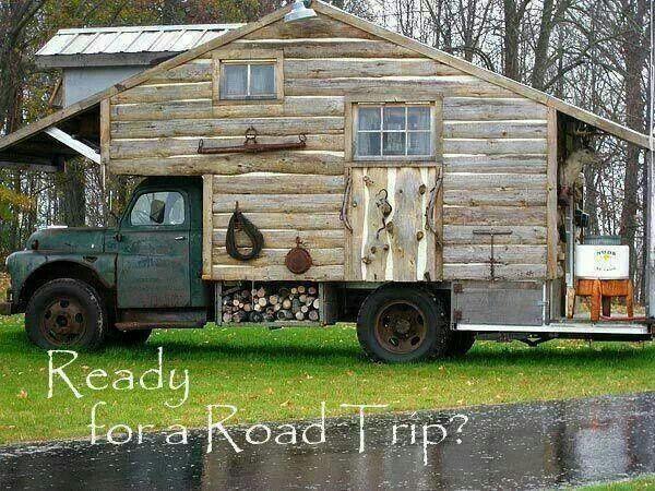 log cabin rv 8