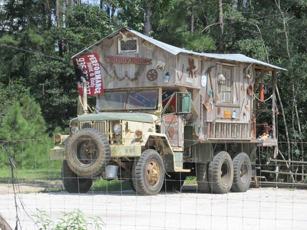 log cabin rv 9