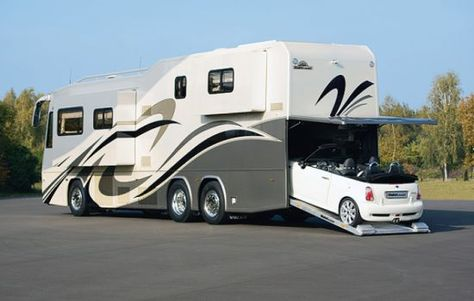 rv with car 3
