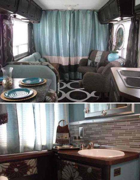 travel trailer remodel 14