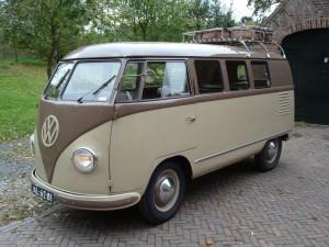 1952 VW Camper