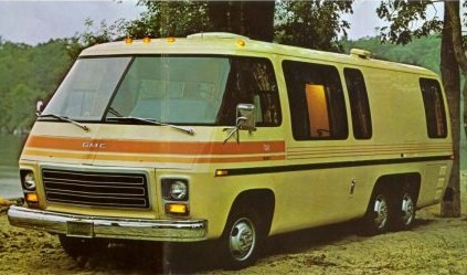 The 1974 Gmc Motorhome An Older Rv With A Younger Heart Rvshare Com