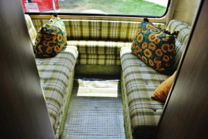 Motorhome Seating