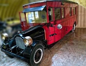 1917 Packard Twin Six Motorhome