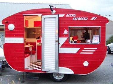 Food Truck RVs