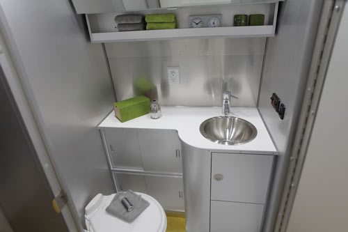 Glamorous RV Bathrooms