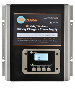 Battery charging monitor
