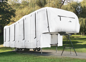 Camco ultrashield 5th wheel cover