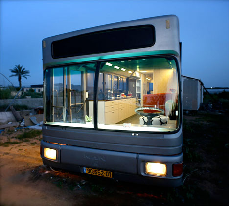 Bus Conversion: 5 Unique RV Bus Conversions! on bus with bullet holes, vw bus made into home, bus wheelchair inside, bluebird bus tiny home, school bus conversion into home, my bus home, hippie bus made into home, bus earrings, bus ride home,