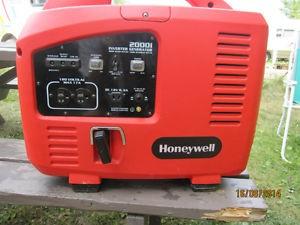 Honeywell generator