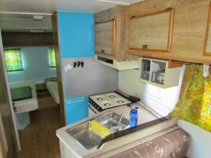 Kitchen-area-in-a-1988-Tioga-motorhome