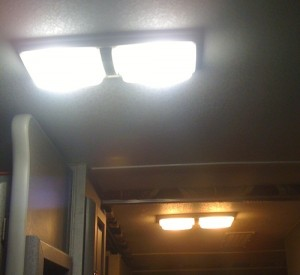 RV LED Lights vs Incadescent bulbs
