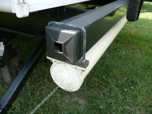 RV Travel Square Bumper