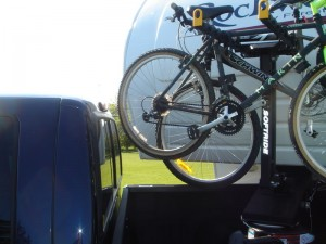 Bike Rack RV
