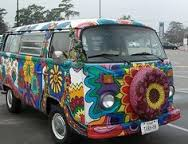 Flower Power Camper