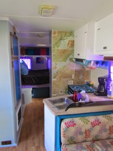 Walls-in-this-Tioga-motorhome-are-paneled-with-maps