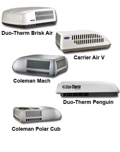 RV Roof Air Conditioners - Sales, Reviews, Prices and More