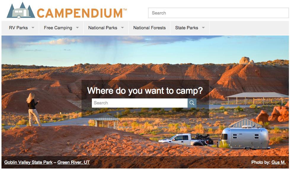 campendium homepage