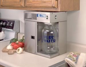 counter top water distiller