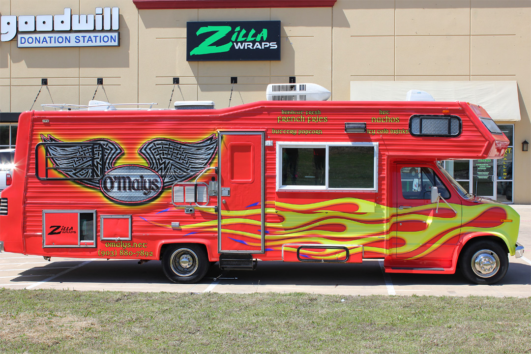 21 RV Food Trucks Serving Up a Dose of Delicious - RVshare com