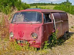Used Volkswagen Camper Van