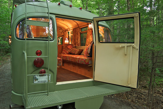 5 Unique RV Bus Conversions That You Must See - RVshare com