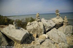 rocks