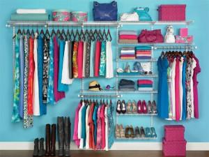 a unique closet