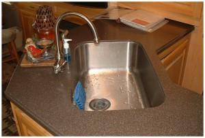 RV Sink