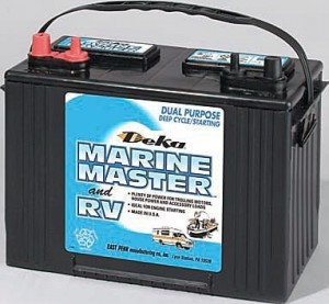 RV Battery: Best RV Deep Cycle Battery for RVs & Travel