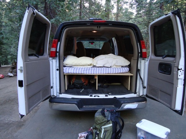 Stealth Camping Without Leaving Your Day Job Rvshare Com