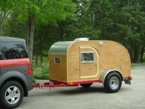The beautiful RoadCamper.