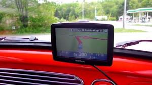 TomTom RV GPS