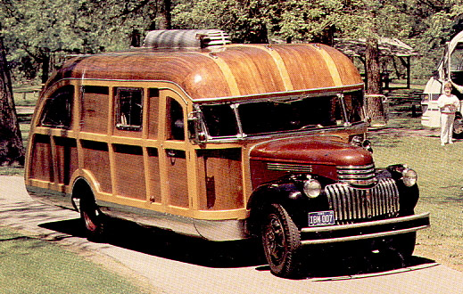 1946 chevy motorhome