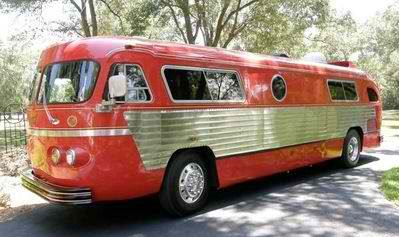 1955 custom coach by Flxble exterior