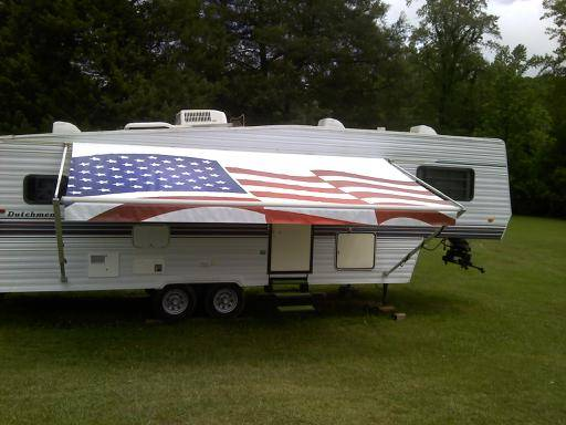 American-wave-flag-custom-awning