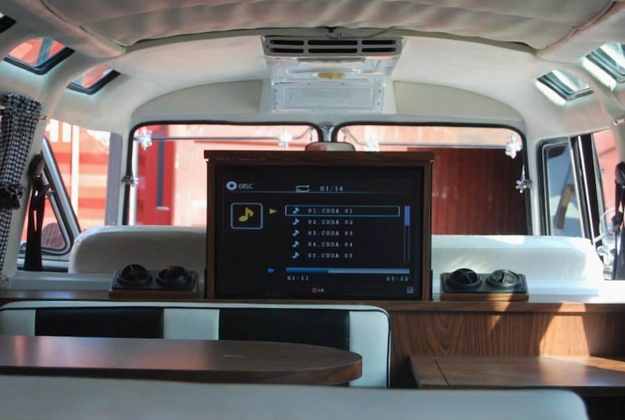 Back-seat-area-of-VW-camper