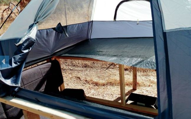 Camprod Tent Trailer